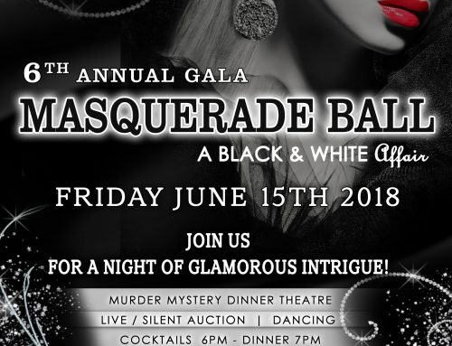 6th Annual Gala – Masquerade Ball