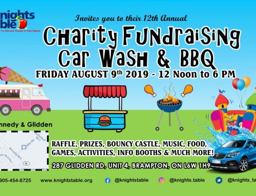Annual Charity Car Wash & BBQ